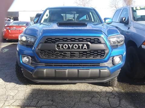 2017 Toyota Tacoma SR5 V6 for sale at NC Auto Dealer in Greensboro NC