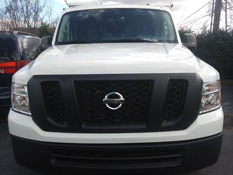 2017 Nissan NV Cargo 1500 S for sale at NC Auto Dealer in Greensboro NC