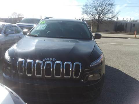 2016 Jeep Cherokee Sport for sale at NC Auto Dealer in Greensboro NC