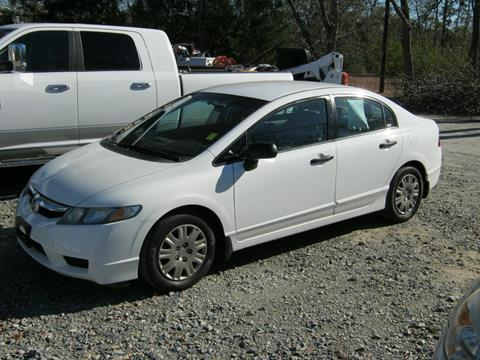 2009 Honda Civic for sale at Johnson Used Cars Inc. in Dublin GA