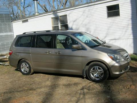 2006 Honda Odyssey for sale at Johnson Used Cars Inc. in Dublin GA