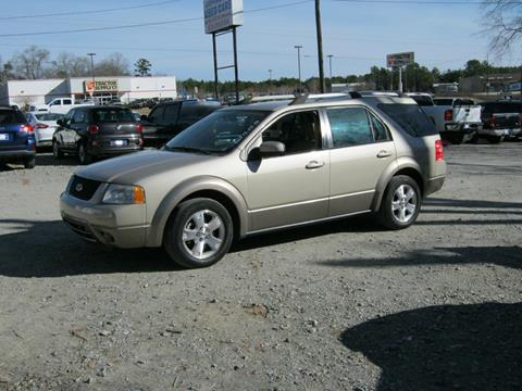 2006 Ford Freestyle for sale at Johnson Used Cars Inc. in Dublin GA