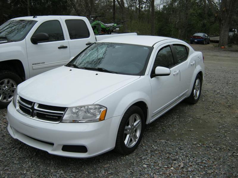 2012 Dodge Avenger for sale at Johnson Used Cars Inc. in Dublin GA