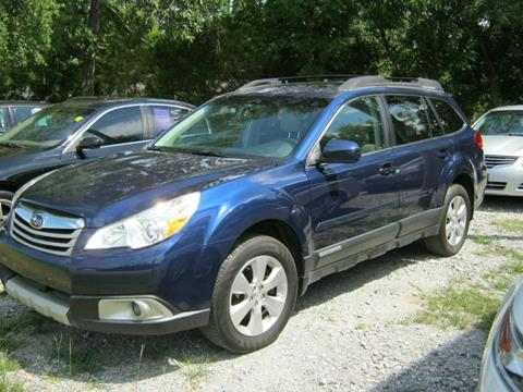 2011 Subaru Outback for sale in Dublin, GA