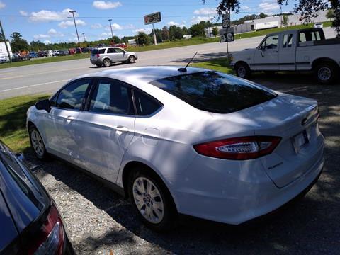 2014 Ford Fusion for sale in Dublin, GA
