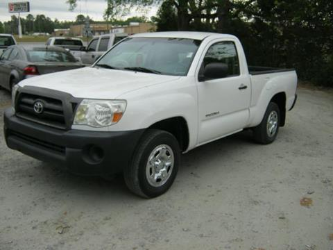2005 Toyota Tacoma for sale in Dublin, GA