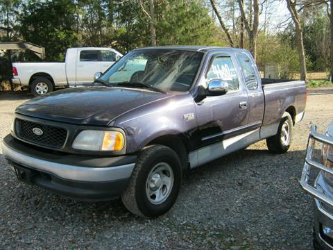 1999 Ford F-150 for sale at Johnson Used Cars Inc. in Dublin GA