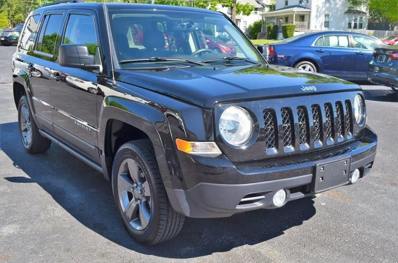 2015 Jeep Patriot High Altitude Edition 4x4 4dr Suv