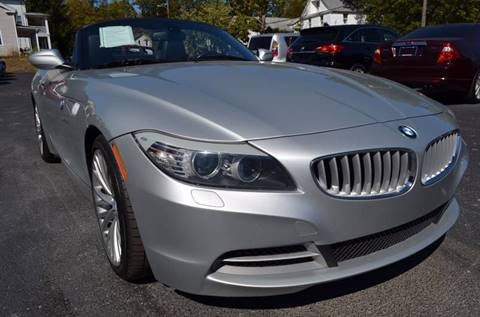 2009 BMW Z4 for sale in Cuyahoga Falls, OH