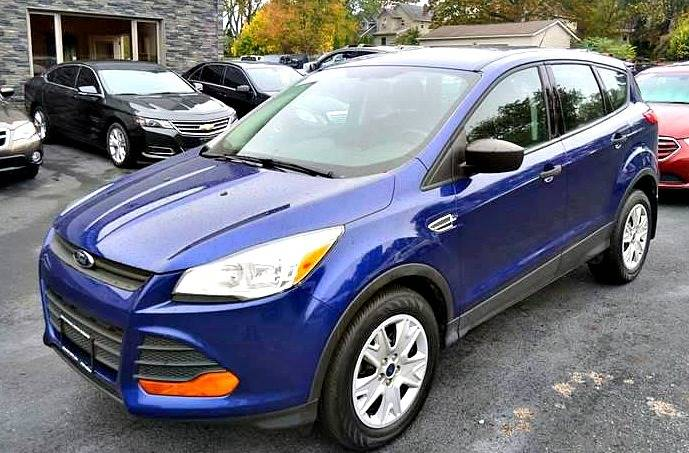 2014 Ford Escape S 4dr Suv
