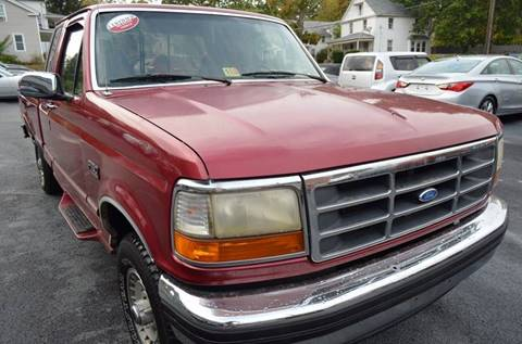 1995 Ford F-150 for sale in Cuyahoga Falls, OH