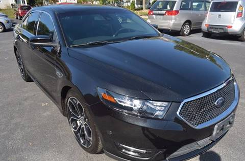 2013 Ford Taurus for sale in Cuyahoga Falls, OH