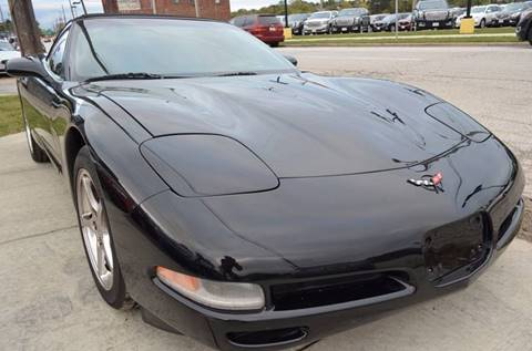 2001 Chevrolet Corvette for sale in Cuyahoga Falls, OH