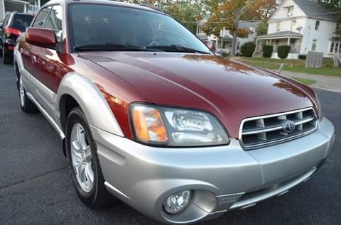2003 Subaru Baja for sale in Cuyahoga Falls, OH