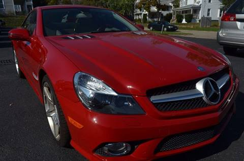 2009 Mercedes-Benz SL-Class for sale in Cuyahoga Falls, OH