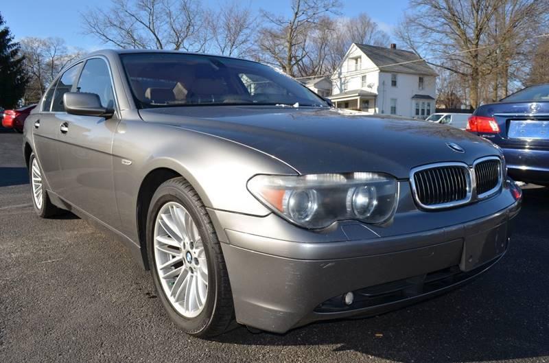 BMW Series I In Cuyahoga Falls OH World Auto Net - 2004 bmw 750i