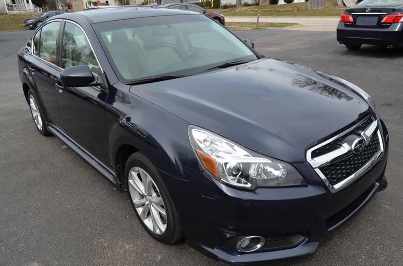 2013 Subaru Legacy 25i Limited In Cuyahoga Falls Oh World Auto Net