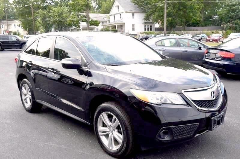 2013 Acura RDX In Cuyahoga Falls OH - World Auto Net on