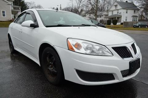 2010 Pontiac G6 for sale in Cuyahoga Falls, OH