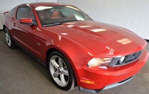 2010 Ford Mustang for sale in Cuyahoga Falls, OH