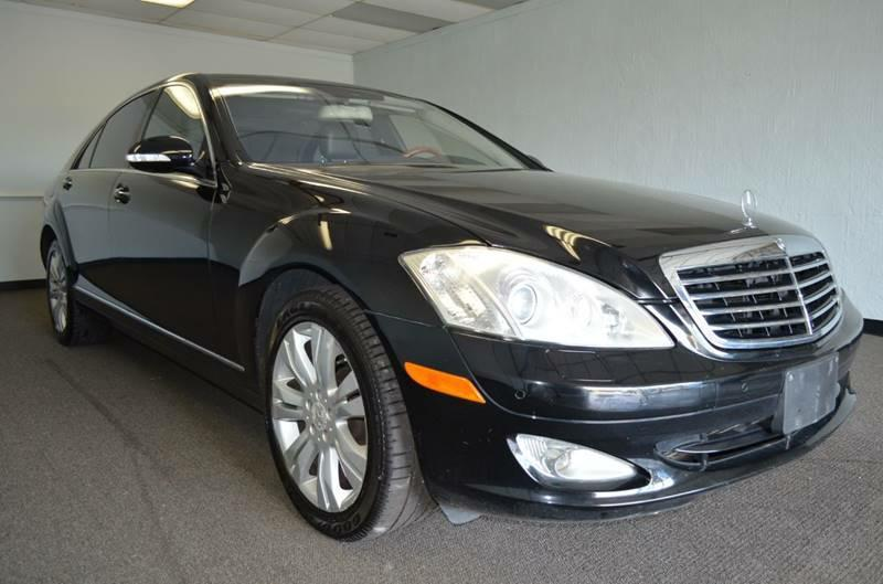 2009 Mercedes-Benz S-Class S 550 4matic Awd 4dr Sedan