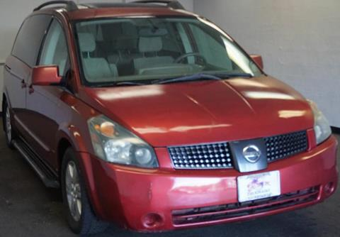 2004 Nissan Quest for sale in Cuyahoga Falls, OH