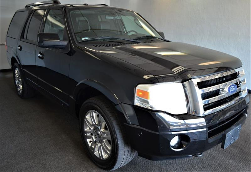 2012 Ford Expedition Limited 4x4 4dr Suv