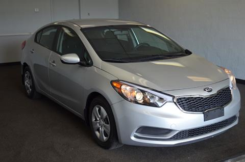 2016 Kia Forte for sale in Cuyahoga Falls, OH