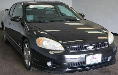 2006 Chevrolet Monte Carlo for sale in Cuyahoga Falls, OH