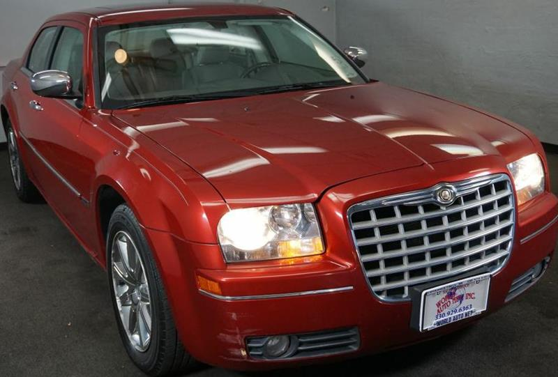 2010 Chrysler 300 Touring 4dr Sedan