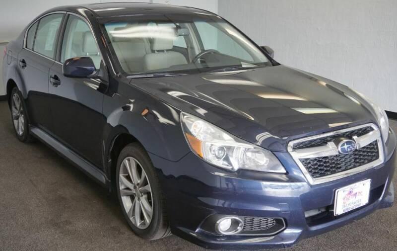 2013 Subaru Legacy 2.5i Limited Awd 4dr Sedan