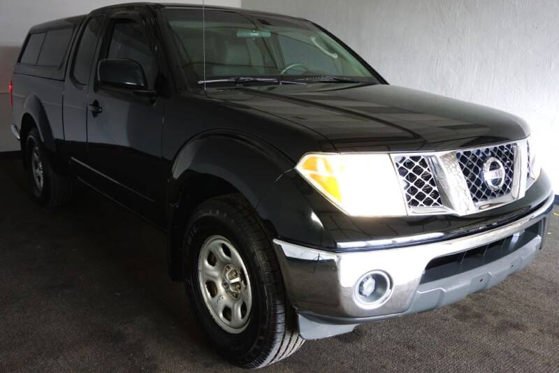 2008 Nissan Frontier King Cab Xe