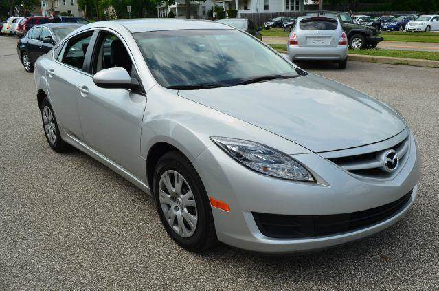 2009 mazda mazda6 i sport 4dr sedan 5a in cuyahoga falls. Black Bedroom Furniture Sets. Home Design Ideas