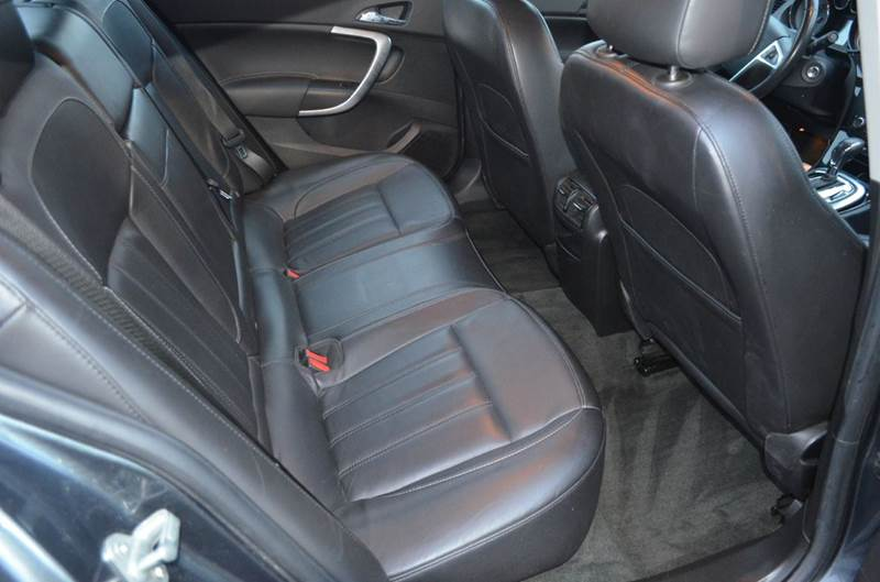 2011 Buick Regal CXL 4dr Sedan w/RL1 (CAN) - Cuyahoga Falls OH