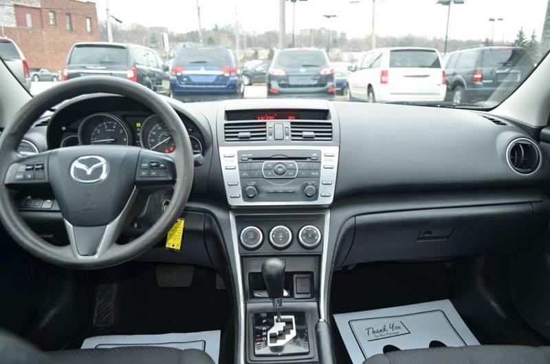 2013 Mazda MAZDA6 i Sport 4dr Sedan 5A - Cuyahoga Falls OH