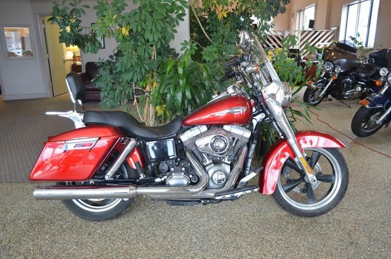2012 Harley-Davidson FLD  - Cuyahoga Falls OH