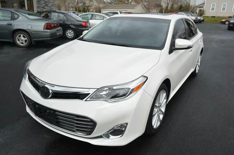 2014 Toyota Avalon XLE Premium 4dr Sedan - Cuyahoga Falls OH