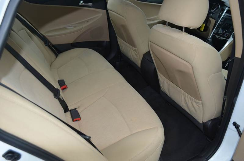 2013 Hyundai Sonata GLS 4dr Sedan - Cuyahoga Falls OH