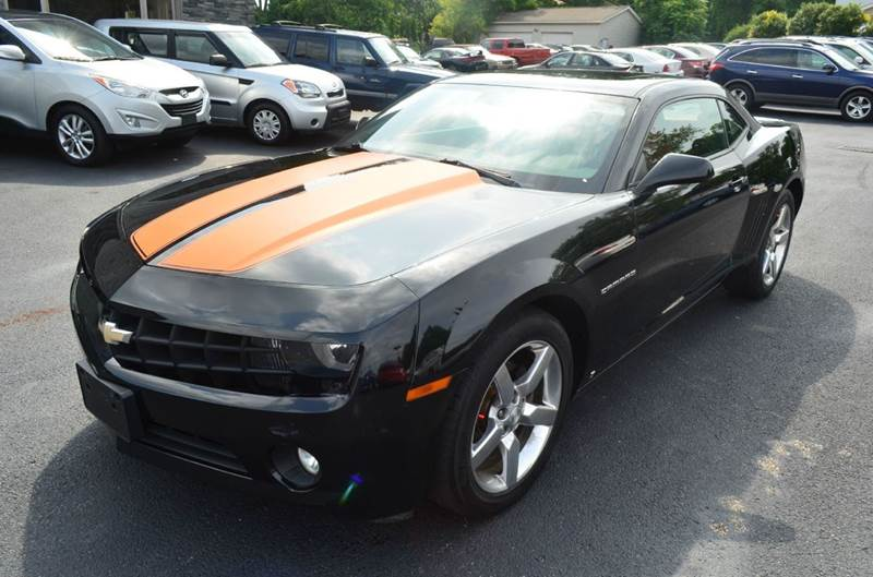 2010 Chevrolet Camaro LT 2dr Coupe w/2LT - Cuyahoga Falls OH