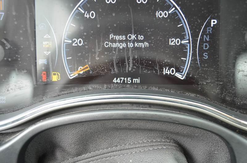 2014 Jeep Grand Cherokee 4x4 Laredo 4dr SUV - Cuyahoga Falls OH