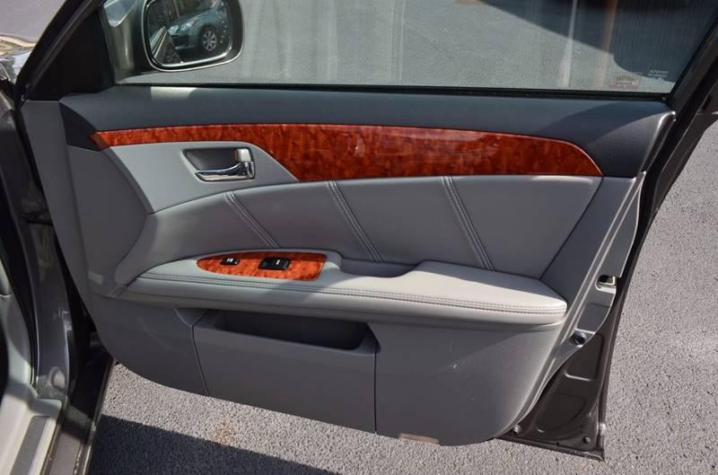 2007 Toyota Avalon Limited 4dr Sedan - Cuyahoga Falls OH