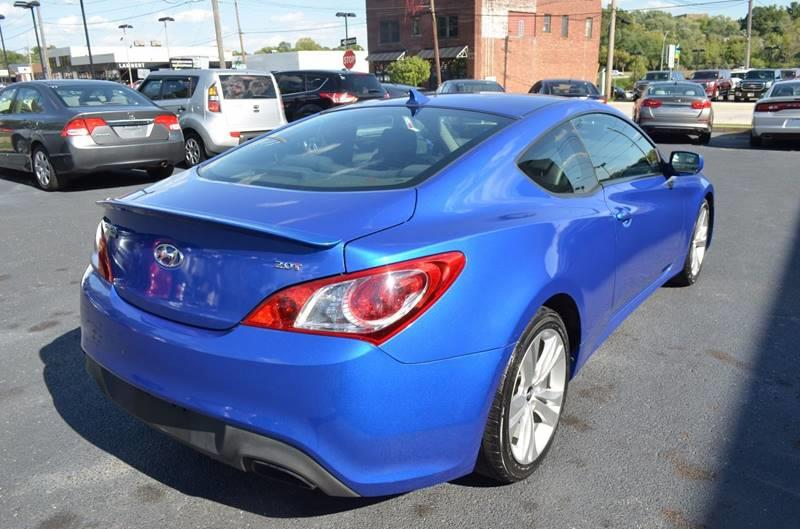 2011 Hyundai Genesis Coupe 2.0T 2dr Coupe - Cuyahoga Falls OH