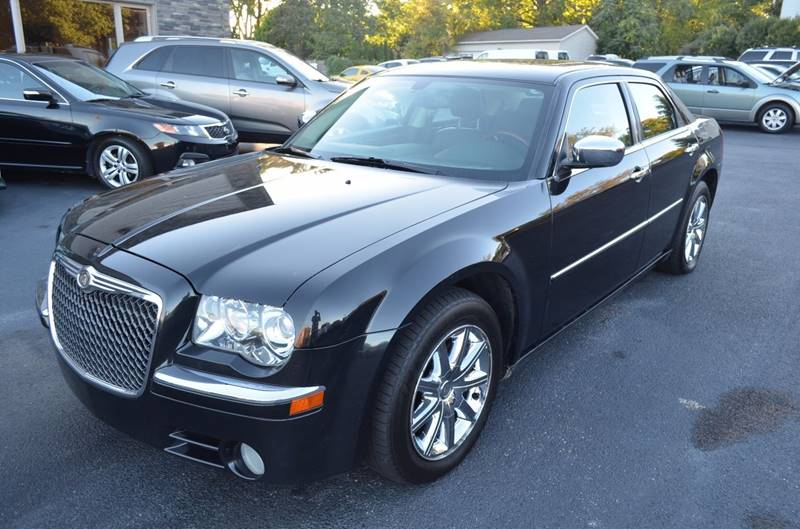 2010 Chrysler 300 Limited 4dr Sedan - Cuyahoga Falls OH