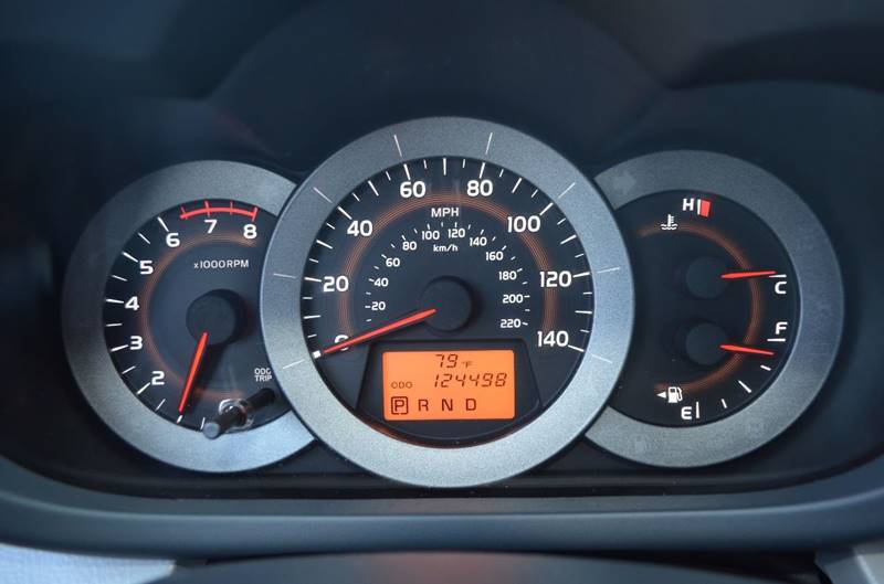 2010 Toyota RAV4 4x4 4dr SUV - Cuyahoga Falls OH