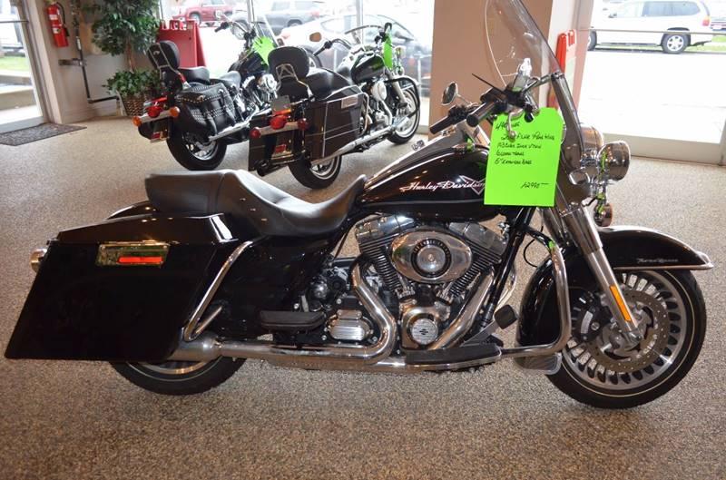 2012 Harley-Davidson FLHR  - Cuyahoga Falls OH