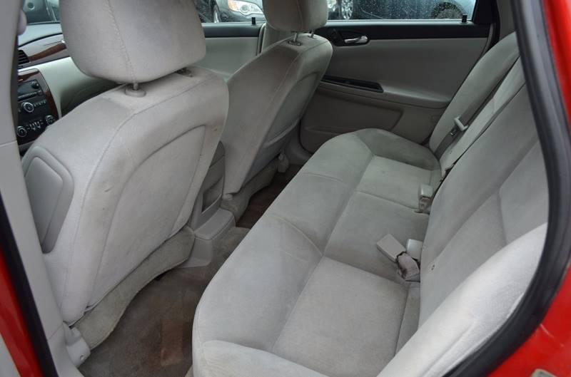 2011 Chevrolet Impala LT Fleet 4dr Sedan w/2FL - Cuyahoga Falls OH