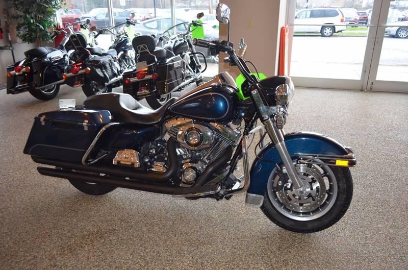 2008 Harley-Davidson FLHP BAGGER  - Cuyahoga Falls OH