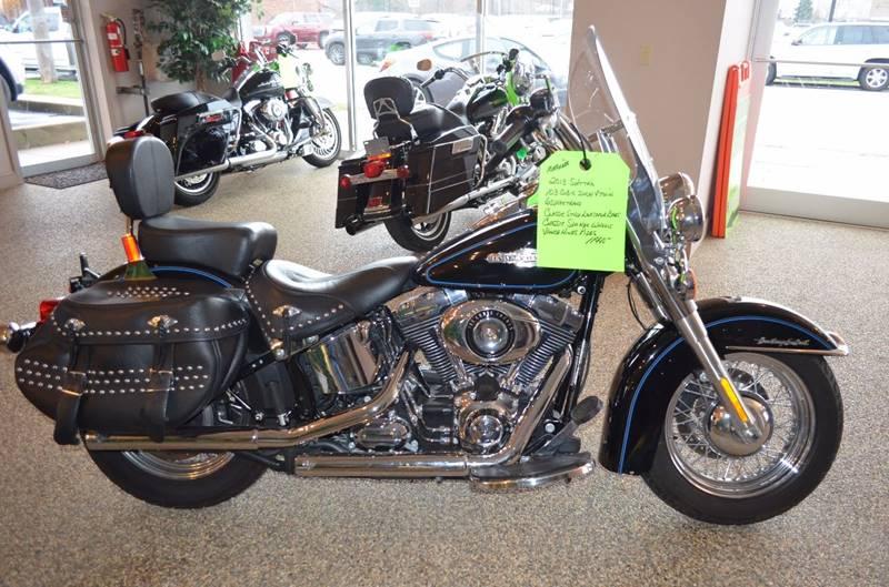 2013 Harley-Davidson Softtail  - Cuyahoga Falls OH
