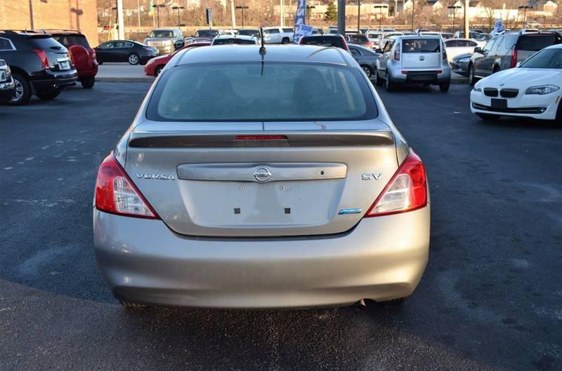 2013 Nissan Versa 1.6 SV 4dr Sedan - Cuyahoga Falls OH
