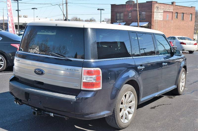 2009 Ford Flex AWD Limited Crossover 4dr - Cuyahoga Falls OH